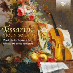 Tessarini_Violin_Sonatas